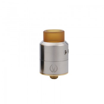 Wotofo Atty3 Cubed RDA Quad Post Adjustable Airflow 22mm Diameter Rebuildable Dripping Atomizer-Stainless Steel