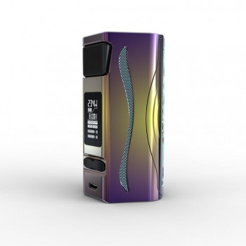 Upgraded Joyetech eVic-VTC Mini 75W VW/VT Box Mod with Temperature Control Function-Gold