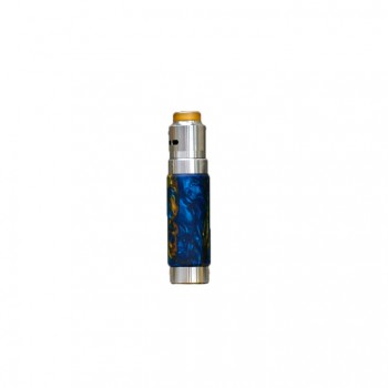 Smok Fit 2ml with 250mah All-in-One Starter Kit-Blue