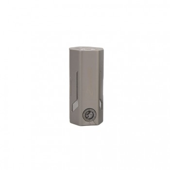 Kanger KBOX Mini Platinum 60W Temperature Control Spring-loaded 510 Thread Replaceable 18650 Cell Mod -Stainless Steel