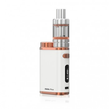 Joyetech eGo ONE CT Starter Kit 2200mah/2.5ml XL Vesion CT/CW Mode Kit with US Plug-White