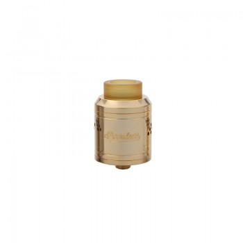 Wotofo Sapor RDA Rebuildable Dripping Atomizer Quad Post Adjustable Airflow Control 510 Connection-Dark Blue