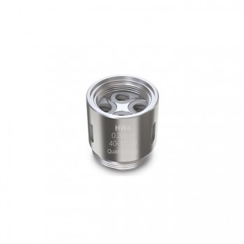 Eleaf  Replacement Coil Head HW4 Quad-Cylinder Coil for ELLO Atomizer 5pcs- 0.3ohm