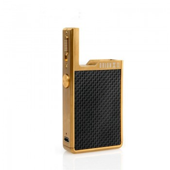 Lost Vape Orion Q Battery Gold-Black Weave