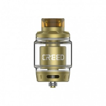 Geek Vape Tsunami 24 RDA Atomizer Velocity Style Deck Glass Window Version