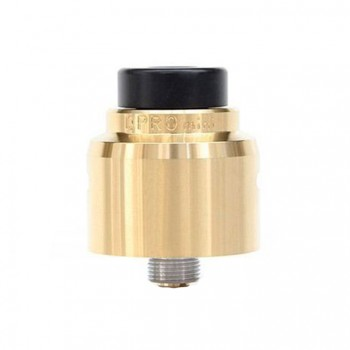 Ehpro Nixon V2 RDA 22mm Diameter Bottom Airflow Control Dual Coil 510 Connection Rebuildable Dripping Atomizer-Silver
