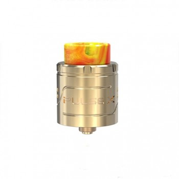 Wotofo Sapor RDA Rebuildable Dripping Atomizer Quad Post Adjustable Airflow Control 510 Connection-Black+Green