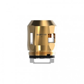 Billow V2 Nano 3.2ml Rebuildable Tank Atomizer by Ehpro & Eciggity-White