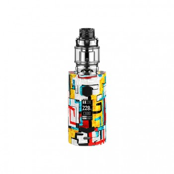 Joyetech  eGo ONE Mini Starter Kit 850mAh Battery 1.8ml Atomizer US Plug- Silver