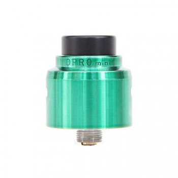 Wotofo Lush RDA Rebuildable Dripping Atomizer Quad Post Adjustable Airflow Control 22mm Diameter-Black