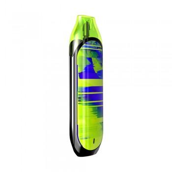 5pcs Aspire ET-S Glass BVC Clearomizer Green