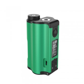 DOVPO Topside Dual Squonk Mod Green