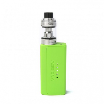 Smok QBOX Kit with TFV8 Baby Tank - silver, 2ml