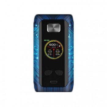 Cloupor Mini 30W Variable Voltage and Wattage Box Mod - black