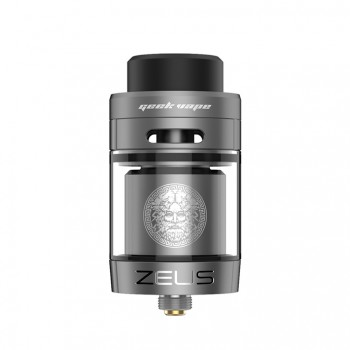 Geek Vape Aeolus  Sub Ohm Tank  4.2ml Liquid Capacity Top Filling Tank with UBDC/Clapton Coil-Stainless Steel