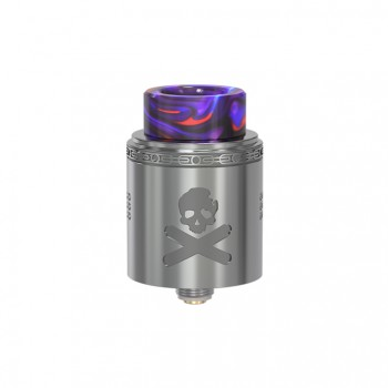 Wotofo Sapor RDA Rebuildable Dripping Atomizer Quad Post Adjustable Airflow Control 510 Connection-White+Red