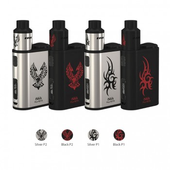 Kanger Kbox Mini 5W-60W Variable Wattage VW Box Mod - white