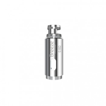 Aspire Breeze U-tech Coil Replacement Coil Head 5pcs- 0.6ohm