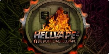 Hellvape Build Mat with Hellvape Logo