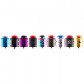 9 Colors for Hellvape Passage RDA