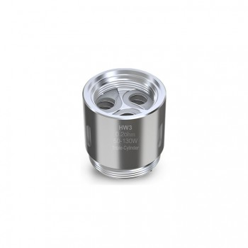 Eleaf  Replacement Coil Head HW2 Triple-Cylinder Coil for ELLO Atomizer 5pcs- 0.2ohm