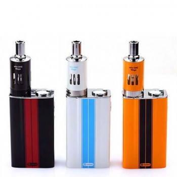 Joyetech eGo ONE CT Starter Kit 2200mah/2.5ml XL Vesion CT/CW Mode Kit with US Plug-Red