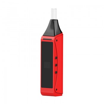 Hugo Vapor Anix Edge V2 Kit Rubber Red