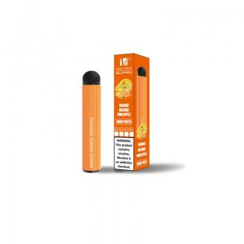 Hugo Vapor Supro Ⅲ Kit Mango Orange Pineapple