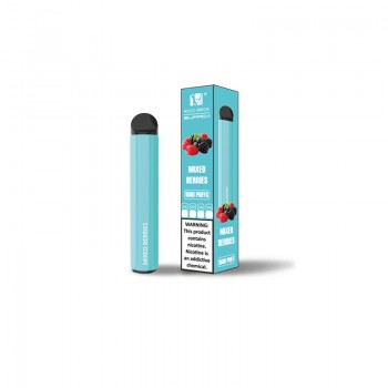 Hugo Vapor Supro Ⅲ Kit Mixed Berries