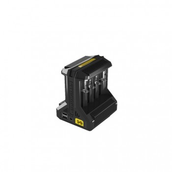 Nitecore i8 Multi-slot Intelligent Charger with 8 Channels-US Plug