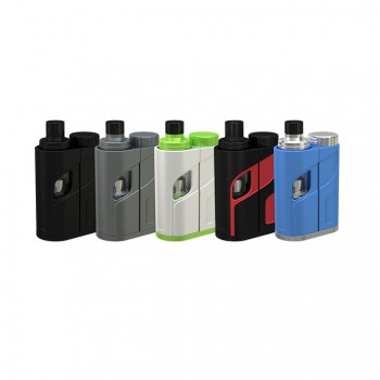 Eleaf iJust Start Plus Starter Kit Single Button1600mah iJust Battery with 2.5ml GS Air 2 Atomizer-Red