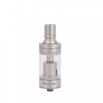 Wismec Amor Plus Clearomizer 3.8ml Capacity Adjustable Airflow Control-Silver