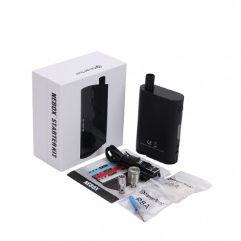 Eleaf iStick Basic Starter Kit 2300mah iStick Basic Battery with Magnetic Connector 2.0ml GS Air 2 Atomizer-Red