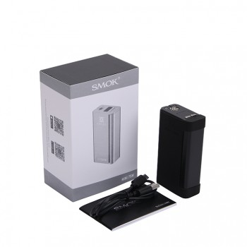 Smok X cube II Mini 75W Temperature Control Mod with VW/TC/WM Modes 510 Thread Box Mod-Black