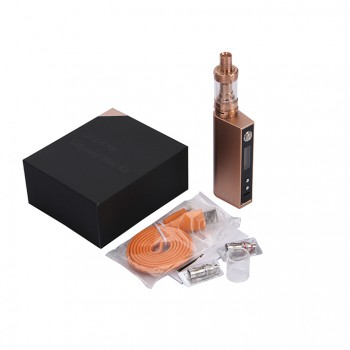 ECT X10 Starter Kit 1600mah X10 40W Battery 2.5ml Fog Mini Atomizer-Green