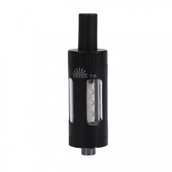 Innokin Endura Prism T18 Tank 2.5ml Top Filling with 1.5ohm Replaceable Coil Head-Black