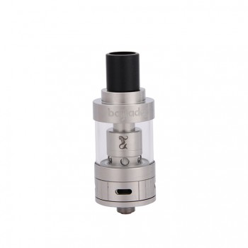 Sense Baijiada Mermaid Clearomizer 2.0ml Adjustable Airflow Bottom Filling Sub Ohm Tank-Stainless Steel