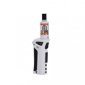 Kanger Topbox Mini(Subox Mini Pro) Kit KBox Mini 75W TC Box Mod with 4.0ml TOPtank Mini Clearomizer Top Filling Spring-loaded 510 Connection-Red