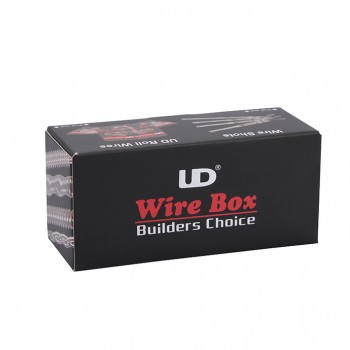 Youde UD Wire Box 6 Different Heating Resistance Wires in One Box-Black