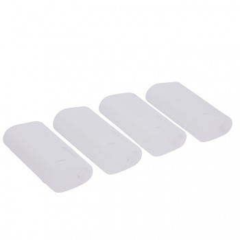 Eleaf Silicone Case for Stick Basic Mod Battery 5pcs-Clear
