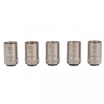 Wismec Elabo NS Triple Replacement Coil Head 5pcs-0.25ohm