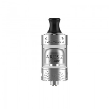 Innokin Ares 2 D22 RTA Stainless Steel