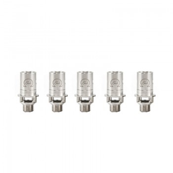 Aspire ET-S BVC Clearomizer Kit With Coils - Silver