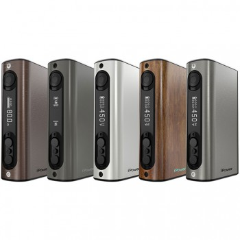 Eleaf iStick 100W Box Mod Variable Voltage/Variable  Wattage Battery Simple Packing-Silver