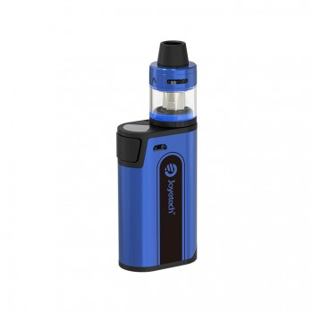 Upgraded Joyetech eVic-VTC Mini 75W VW/VT Starter Kit with Temperature Control Function-Blue