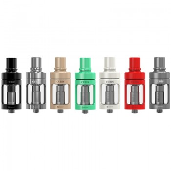 Joyetech  CUBIS Atomizer Kit 3.5ml Adjustable Airflow No Spilling Atomizer with Bottom Feeding Coil BF SS316/Clapton Head