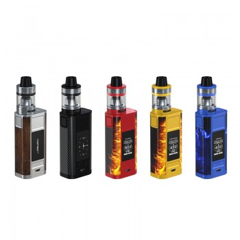 Joyetech eGo ONE CT Starter Kit 1100mah/1.8ml Standard Vesion CT/CW Mode Kit with US Plug-Silver