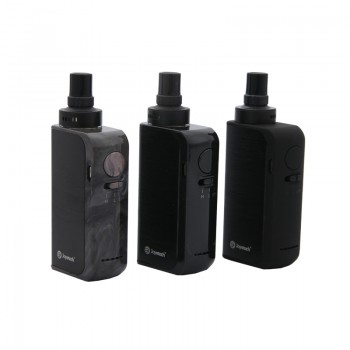 Joyetech eGrip OLED VT Starter Kit VT-Ni/VT-Ti/VW Mode 1500mah /3.6ml All-in-one Starter Kit with US Plug-Grey