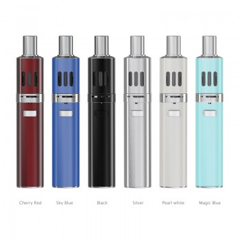 Kanger Evod 2 Starter Kit with 1.6ml Atomizer Double Pack Dual Ecigs kits-Silver US Plug