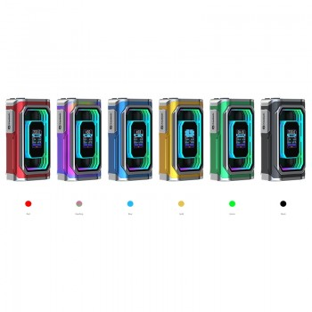8 Colors for Wismec Amor NSE Atomizer